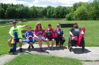 2013 Optimist Fishing Derby Photo